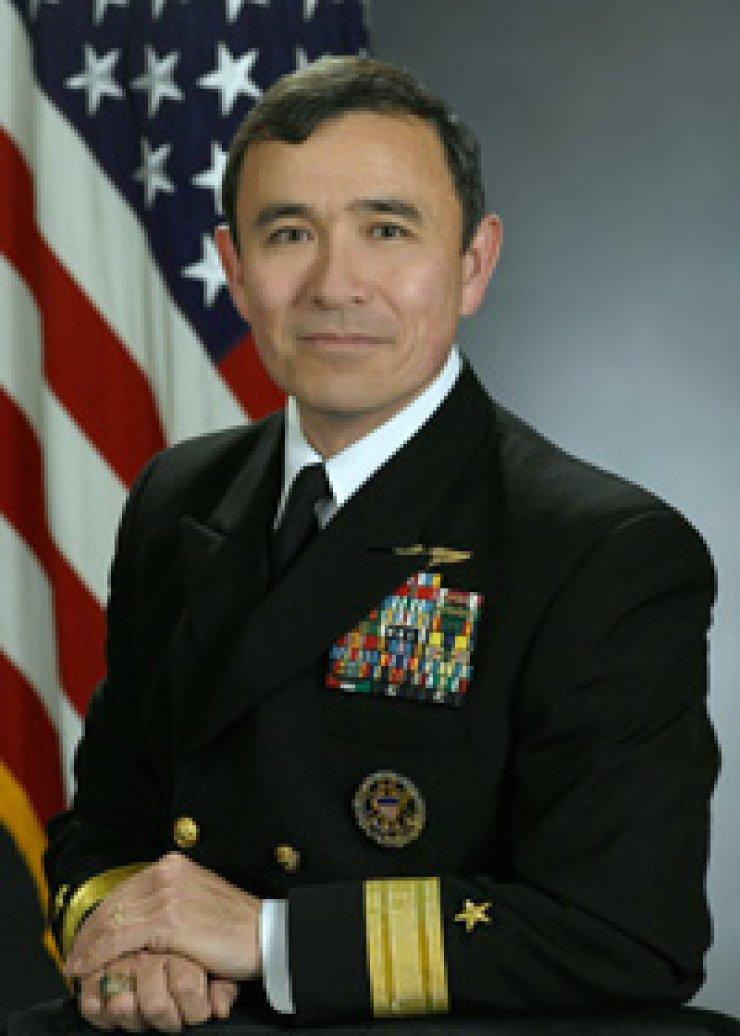 U.S. Pacific Commander Harry Harris Jr.