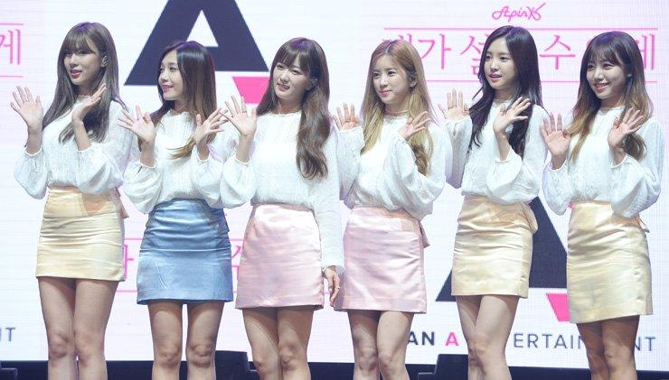 Apink / Korea Times file