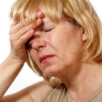 Post menapausal facial hair