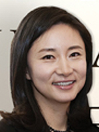 Burberry Korea Representative Director Kim Min-hee