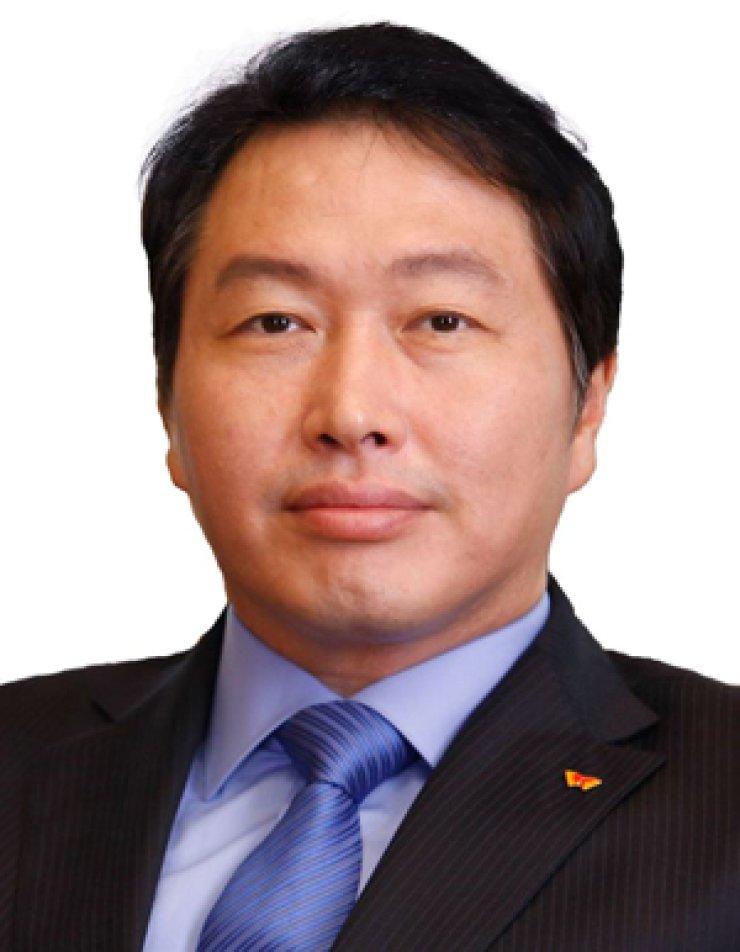 SK Group Chairman Chey Tae-wonHanwha Q Cells Chief Strategy Officer Kim Dong-kwanKT Chairman Hwang Chang-gyu GS Caltex President Hur Sae-hong