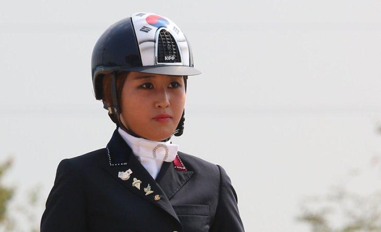 Chung Yoo-ra / Korea Times file