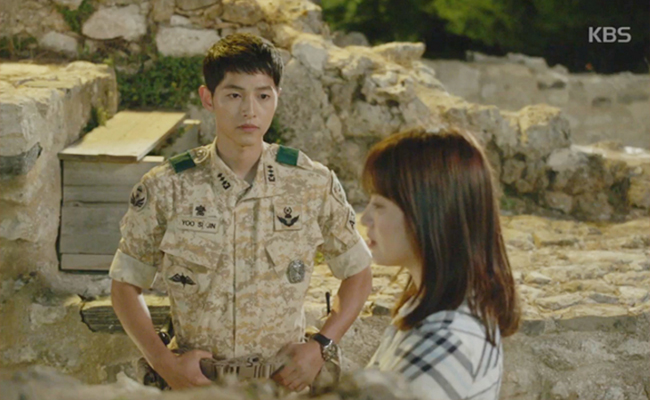 10 Sweetest Quotes From Descendants Of The Sun