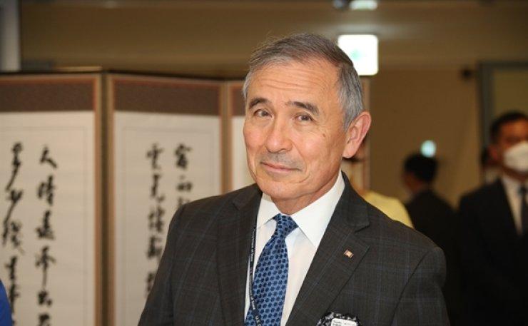 U.S. Ambassador Harry Harris / Korea Times file