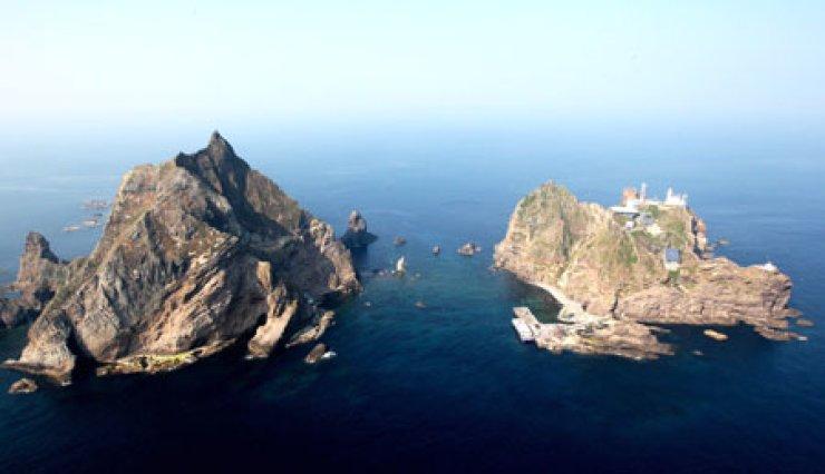 Korea's easternmost islets of Dokdo / Korea Times file