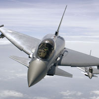 Boeing Advanced F-15EADS Eurofighter Typhoon