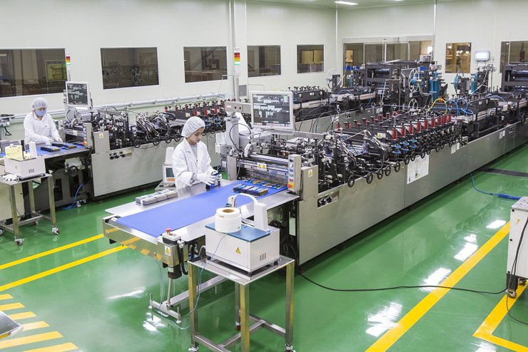 Dongwon Systems offers comprehensive packaging for food firms