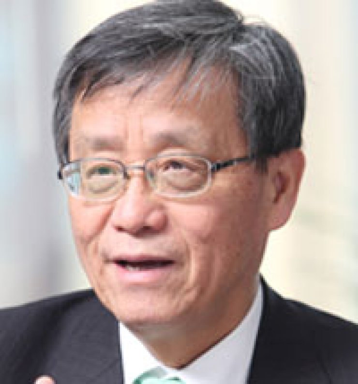 Young Soo-gil, co-chief of KSDSN preparation committee