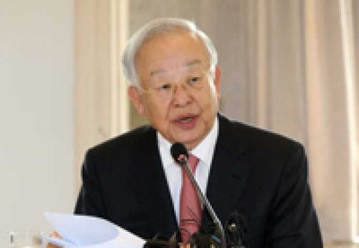 CJ Group chairman Sohn Kyung-shik. Korea Times file