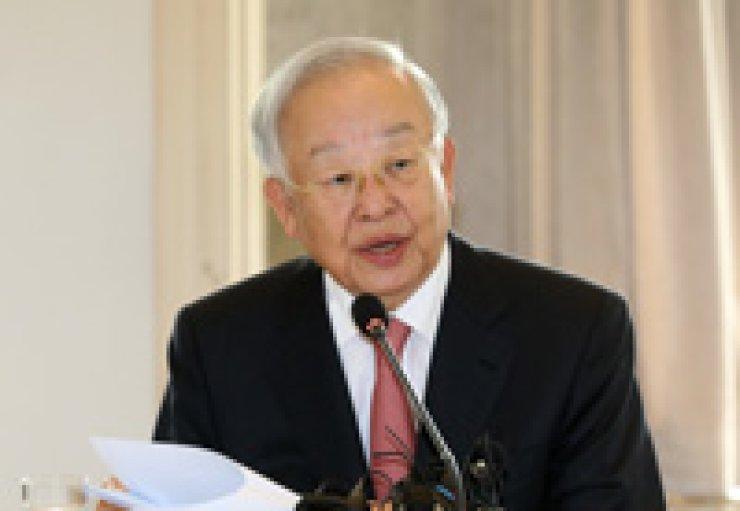 CJ Group chairman Sohn Kyung-shik. Korea Times file