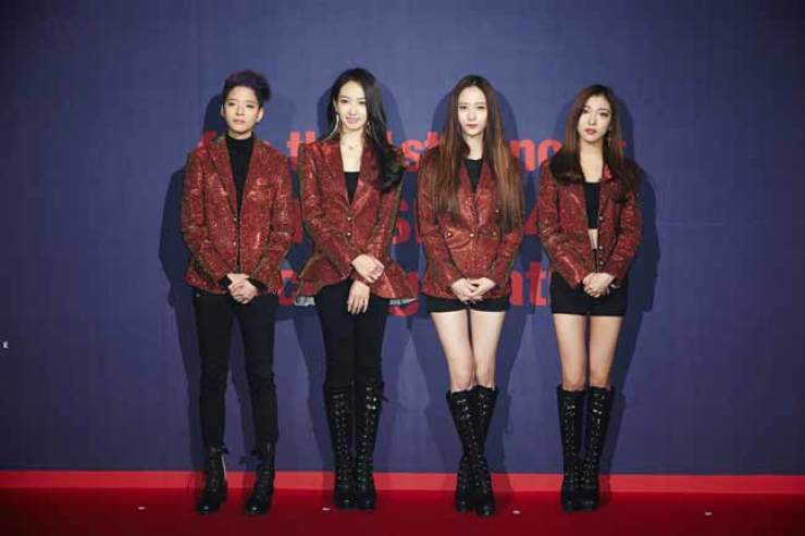 f(x)  / Courtesy of SM Entertainment
