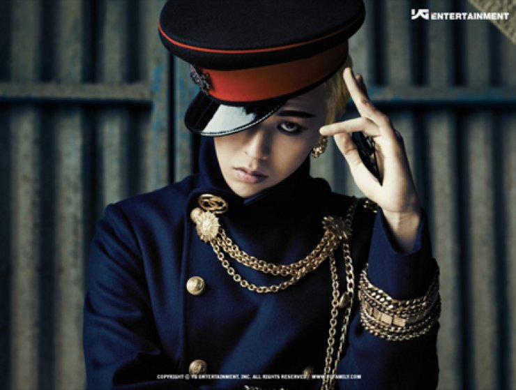 G-Dragon / Courtesy of YG Entertainment