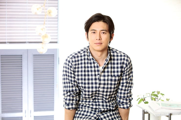 Actor Go Soo pose during the interview with press at a cafe in Samcheongdong in western Seoul, Friday. / Courtesy of NEW