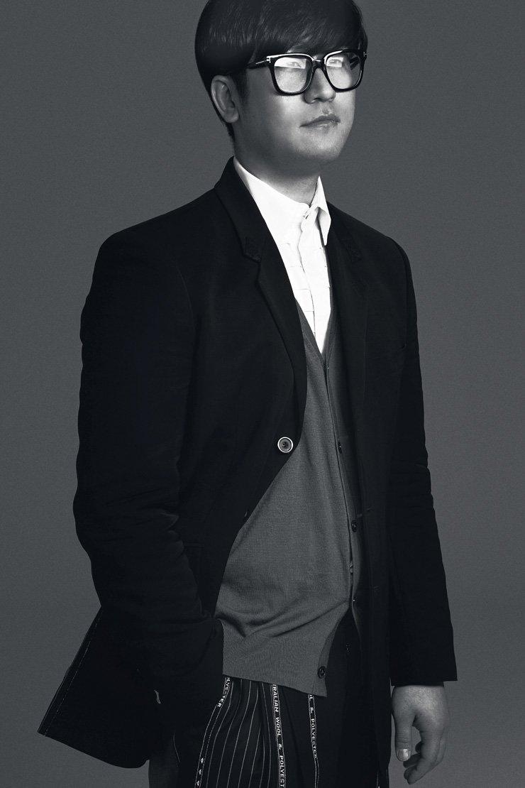 Fashion designer Han Hyun-min of MUNN / Courtesy of Seoul Design Foundation