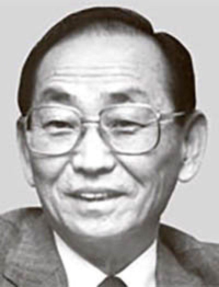 Kang Jin-ku, former chairman of Samsung Electronics