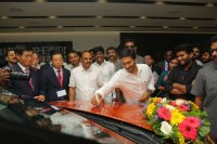 Kia Motors begins operation of 1st plant in India