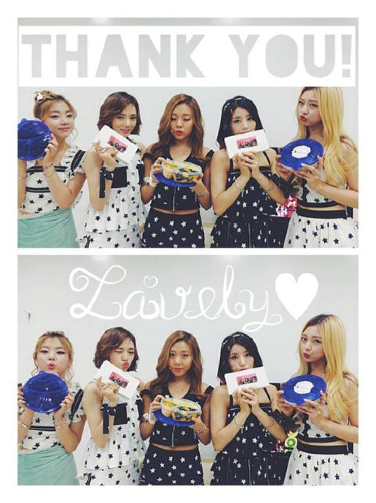Ladies' Code / Courtesy of Polaris Entertainment