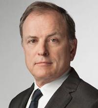 Louis Vuitton CEO Michael Burke