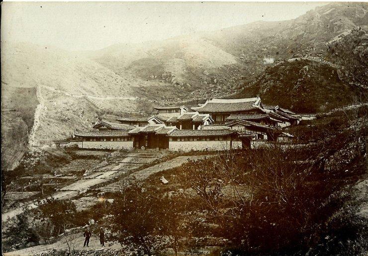 Bukhanhaenggung circa 1910 / Courtesy of Robert Neff collection