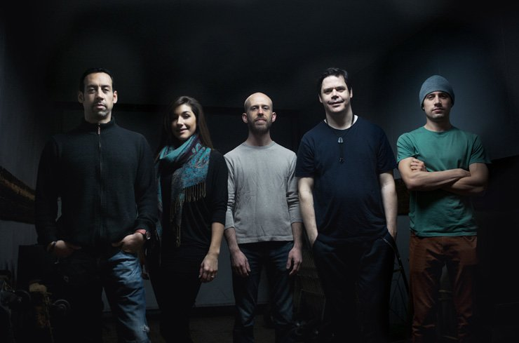 Mexican-American jazz drummer Antonio Sanchez will give a performance with the band Migration at LG Art Centre on Nov. 25. / Courtesy of LG Art Center
