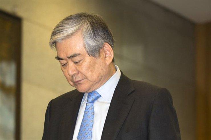 Korean Air Chairman Cho Yang-ho / Yonhap