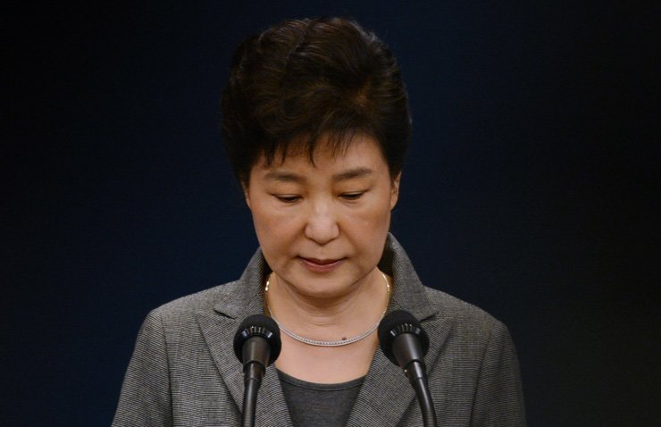 Park Geun-hye will go down in history as the first democratically-elected Korean President to be forced out of office after the Constitutional Court unanimously ruled in favor of her impeachment, Friday. / Korea Times file