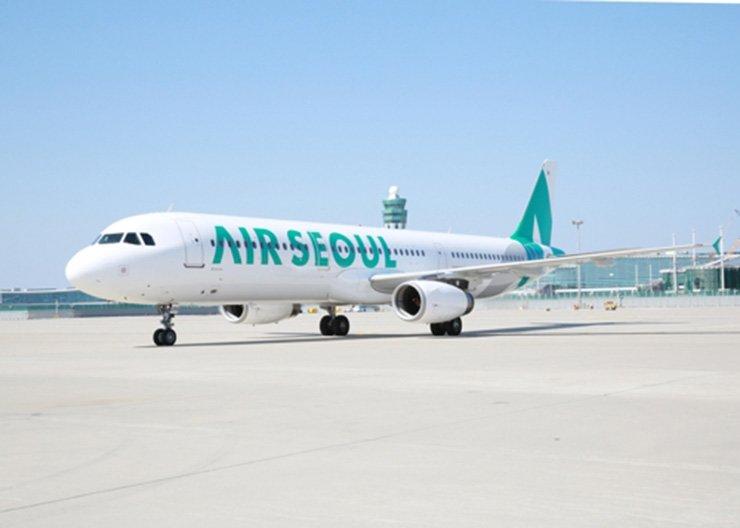 Air Seoul's aircraft / Yonhap