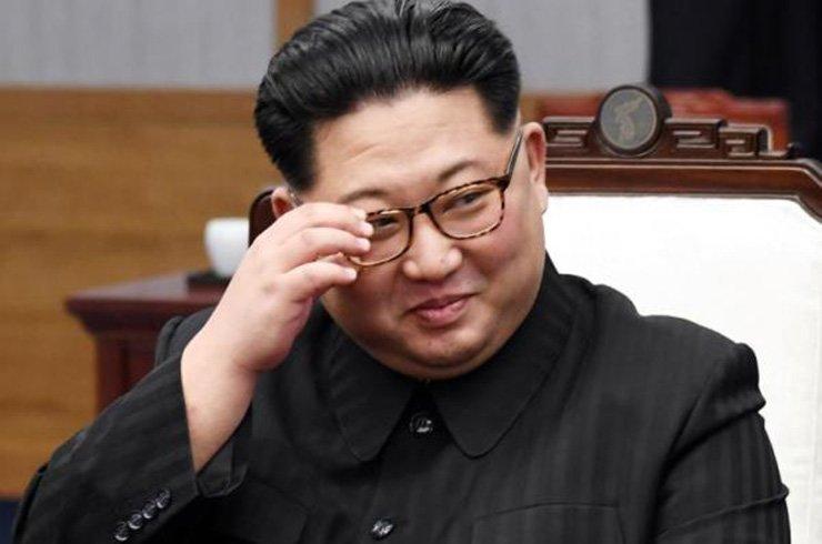 Kim Jong-un / Korea Summit Press Pool
