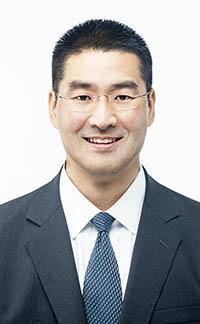 Naver founder Lee Hae-jinGoogle Korea CEO John Lee