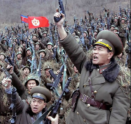 North Korean soldiers 'fighting for Syrian president'