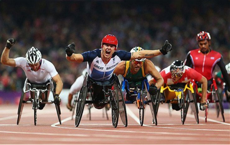 The 2016 Rio de Janeiro Paralympics will begin on Sept. 7 / Courtesy of Twitter