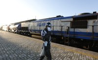 Inter-Korean railway link gets on track
