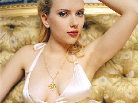 Curvy celebrities stand out Scarlett Johansson Disease