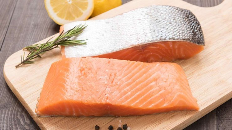 Salmon is healthy, but wild salmon is healthier than the farmed variety.