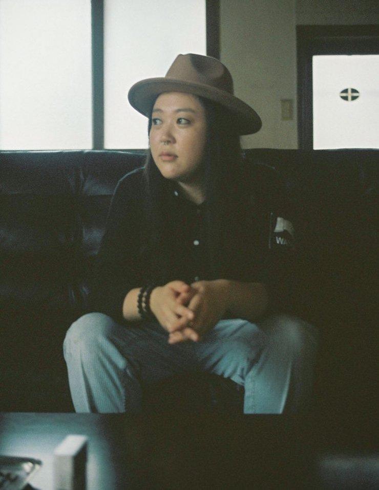 Korean-American artist Annie Hong / Courtesy of Jennifer Cheng