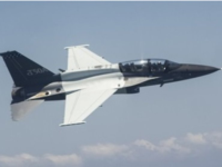 T-50A trainer jet