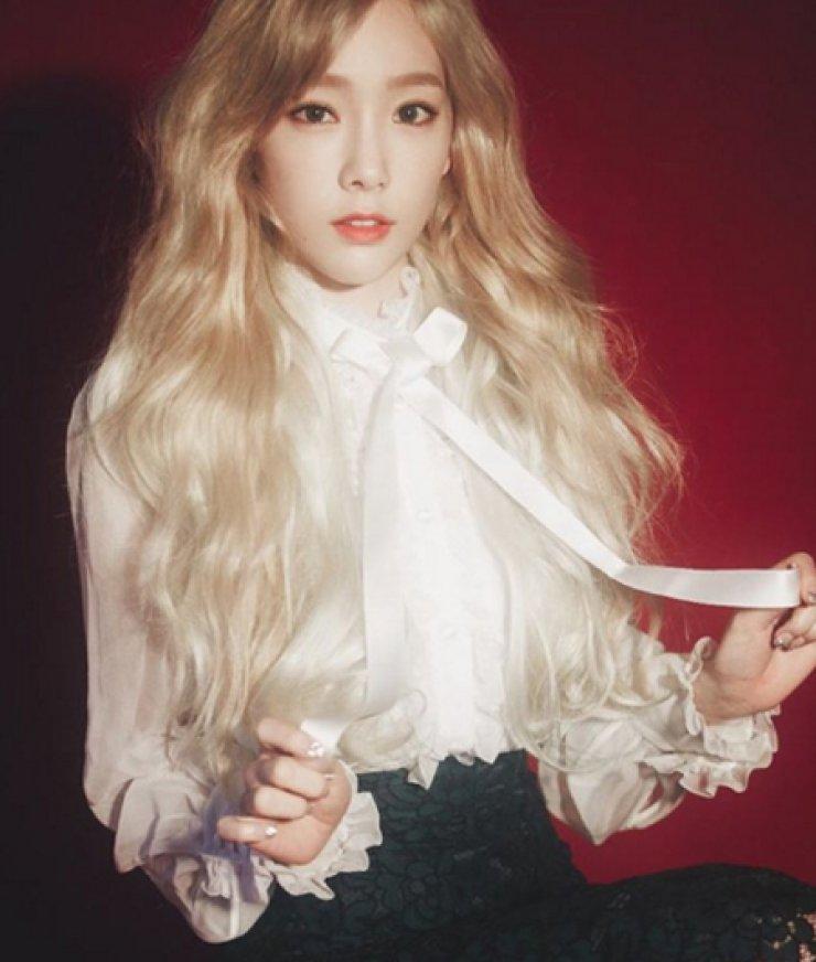 Taeyeon / Courtesy of Taeyeon's Instagram
