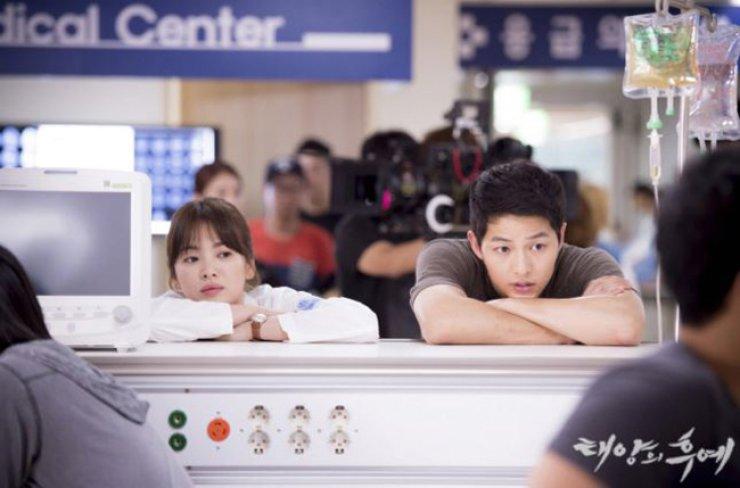 'Descendants of the Sun' / Courtesy of KBS
