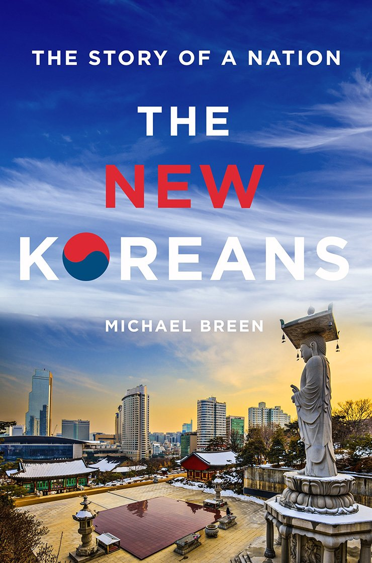 The cover of 'The New Koreans' / Courtesy of Michael Breen