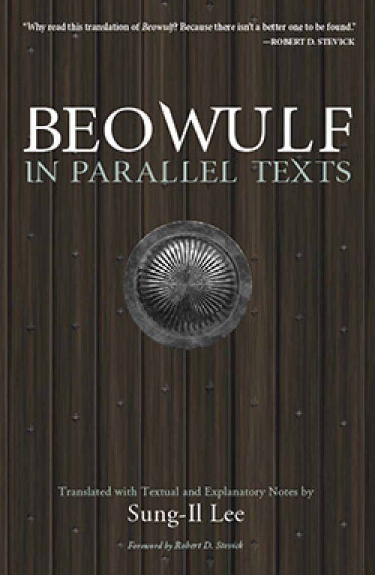 Cover of the book Beowulf by Lee Sung-il   /   Courtesy of Lee Sung-il