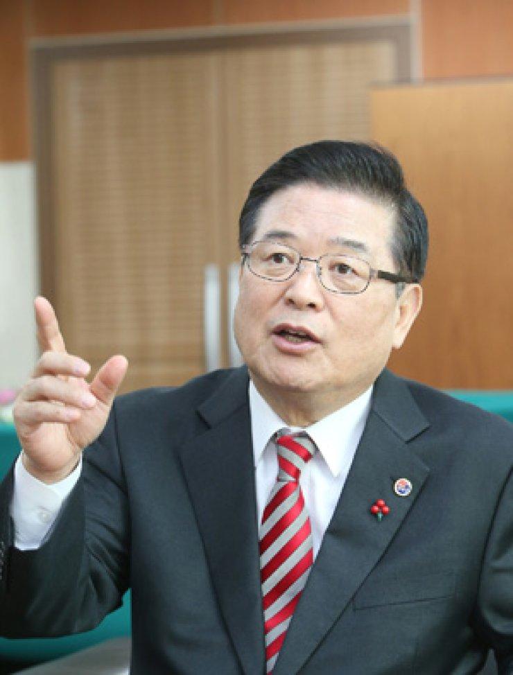 Woo Dong-gi / Courtesy of Daegu Metropolitan Office of Education