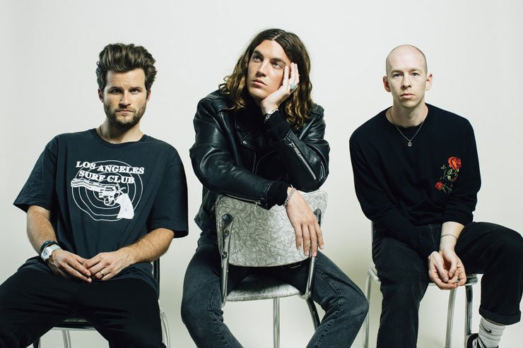 American indie pop band 'LANY' will visit Korea for a concert at Yes 24 Live Hall on April 4. /Courtesy of Live Nation Korea