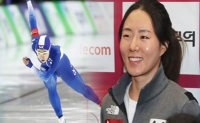 Lee Sang-hwa aims for 3rd speed skating gold