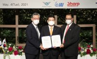 Incheon airport becomes Israel Aerospace Industries' 1st overseas aircraft conversion partner