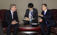 'S. Korea to pursue joint team with North for Tokyo Olympics'