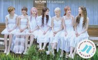 NATURE to become 1st K-pop girl group to meet Azerbaijani fans online