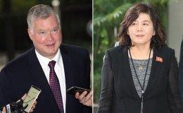 Pyongyang ups pressure on Washington ahead of Biegun's Seoul visit this week