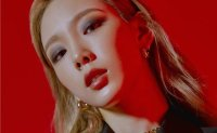Taeyeon sweeps music charts with 'Spark'