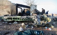 Ukrainian airplane crashes in Iran, killing at least 170