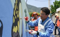 POSCO volunteers for local communities